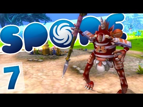 Spore [Ep.7] - Entering the Tribal Stage!