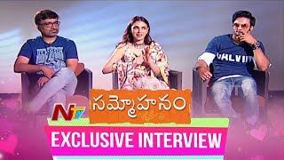 Sammohanam Team Exclusive Interview | Sudheer Babu | Aditi Rao | Mohan Krishna Indraganti | NTV