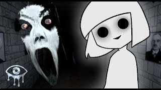 ГЛАЗА УЖАСА | Игра хоррор ужастик Eyes The Horror Game с Машкой