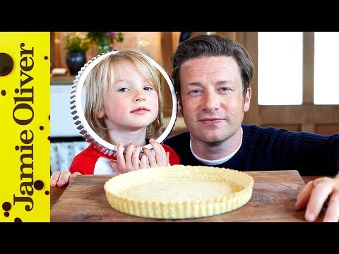 How To Make Sweet Shortcrust Pastry | Jamie Oliver