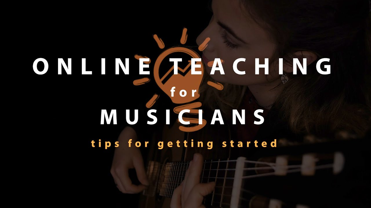 Get started with Online Teaching: Tips and Advise