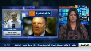 حسين خلدون :  رئيس الجمهورية أصاب في اختيار عبد الوهاب دربال