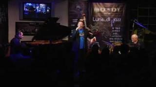 Alan Farrington_Ellade Bandini 4tet @ Moody Jazz Cafe - Foggia - 29/03/2010