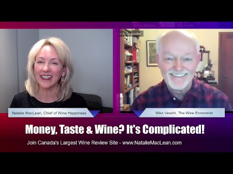 Around the World in 80 Wines with Mike Veseth, the Wine Economist