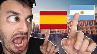 15 cosas que me sorprendieron de ESPAÑA, siendo ARGENTINO