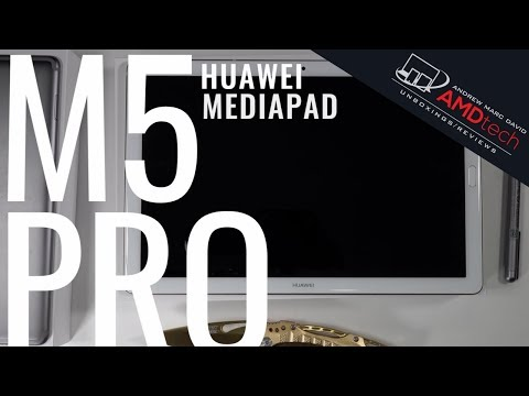 Huawei MediaPad M5 Pro Review: Premium Android Tablet With M-Pen
