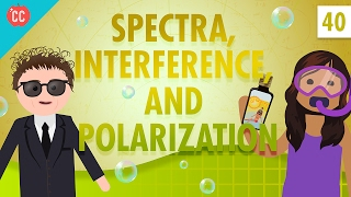 Spectra Interference: Crash Course Physics #40