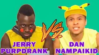 Dan Nampaikid Vines Vs Jerry Purpdrank Vines  W/titles  Best Vine Compilation 20