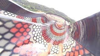 King Cobra Water Slide at Aqualuna Terme Olimia