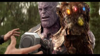 Thor Ragnarok Thanos Infinity Gauntlet Teaser Breakdown