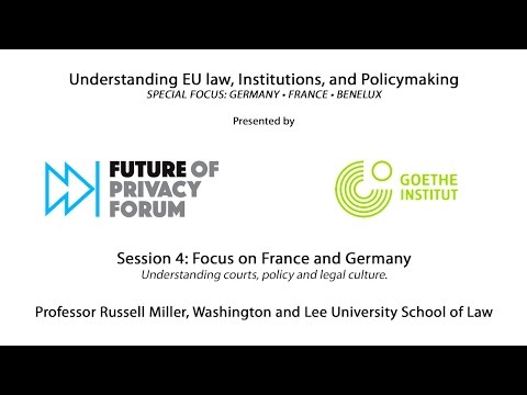 10/27 Focus on France and Germany: Russell Miller