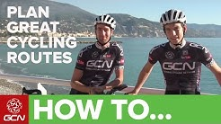 How To Choose The Perfect Cycling Route - Tips For Planning Great Bike Rides
