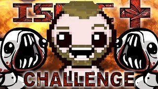 ????DZIEŃ CHALLENGU????THE BINDING OF ISAAC AFTERBIRTH + - Na żywo