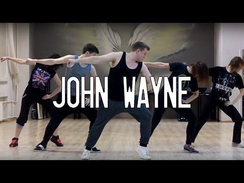 JOHN WAYNE FOR RICHARD JACKSON