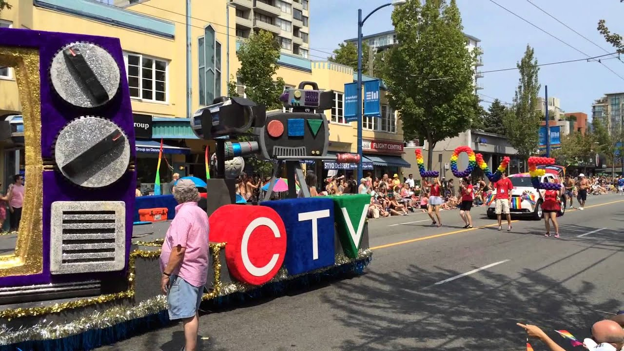 from Hector gay pride parade vancouver bc