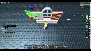 Roblox: F3X SpeedBuilds: Universal Wall