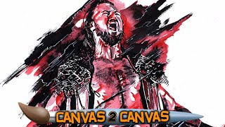 Drew McIntyre takes over the canvas: WWE Canvas 2 Canvas