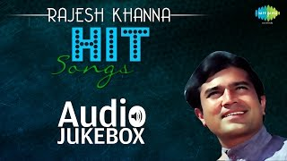 Rajesh Khanna Hit Songs | Evergreen Collection | Audio Jukebox
