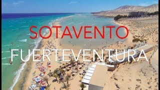 Sotavento Lagoon Windsurf and Kitesurf Centre with Sportif Tra…