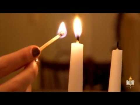 Soul Secrets Shabbat Candle Lighting Meditation & Soul Secrets: Shabbat Candle Lighting Meditation - YouTube