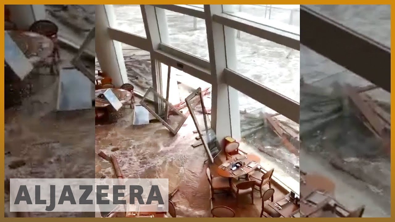 🇭🇰 China, Hong Kong brace for Typhoon Mangkhut, as toll rises to 49 | Al Jazeera English