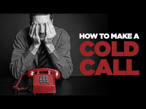 How to Make a Cold Call - Young Hustlers