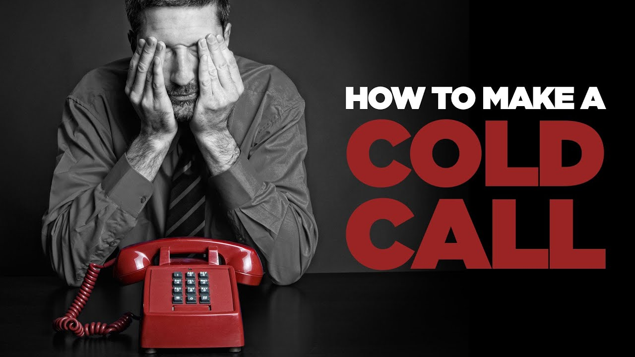 how to make a cold call young hustlers how to make a cold call young hustlers