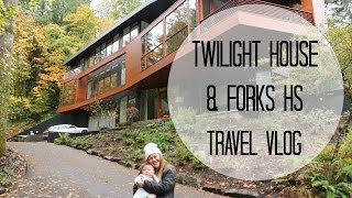 Forks - Twilight Travel Vlog 2016