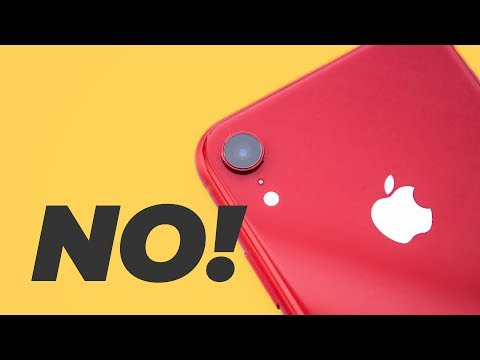 Don't Snatch the iPhone XR in 2019 thumbnail