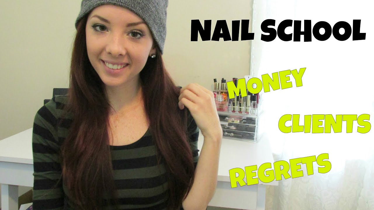 Nail School, Mobile Business | Nail Tech Experience Pt 2 - YouTube