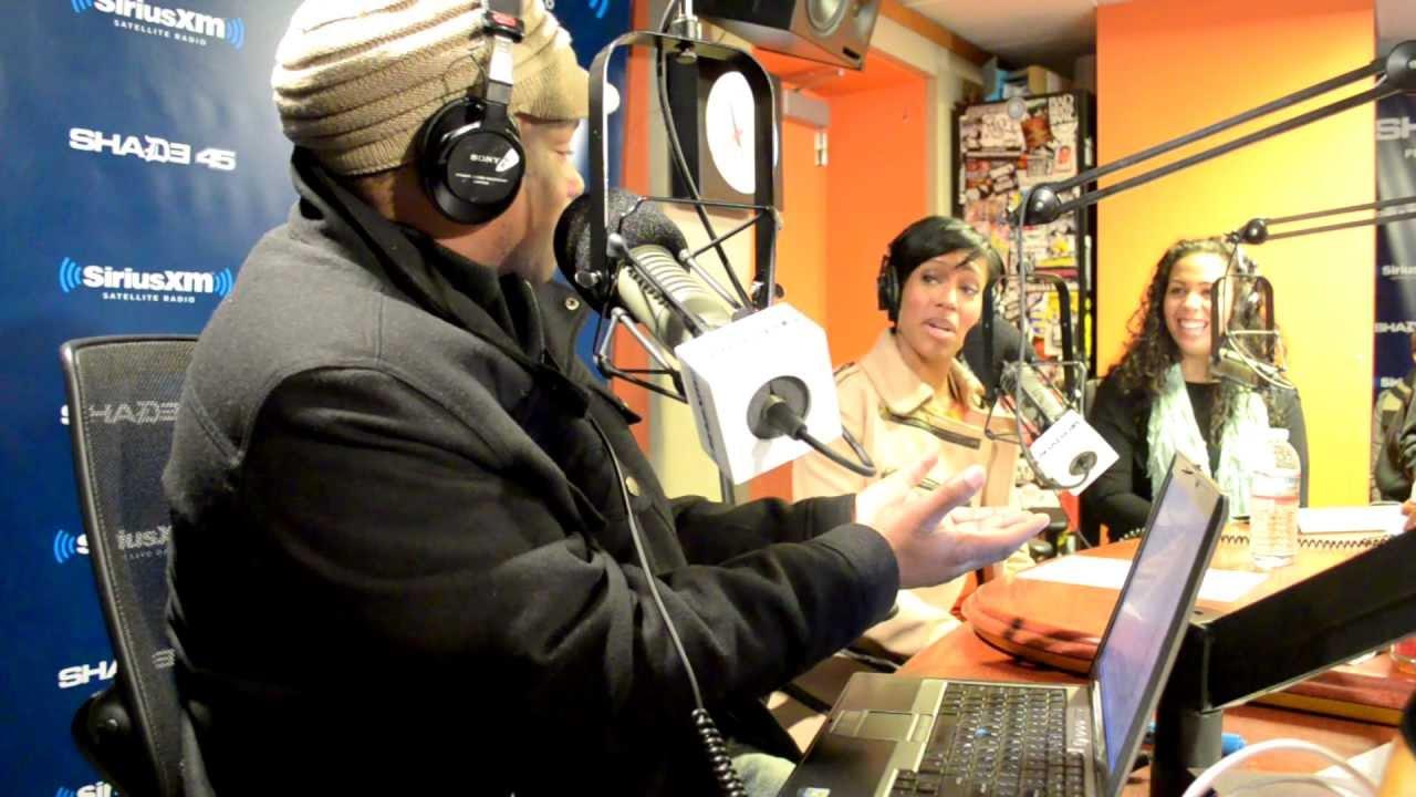 Download REGINA KING TALKS BOONDOCKS & DOES RILEY VOICE LIVE! #SWAYINTHEMORNING   Sway's Universe