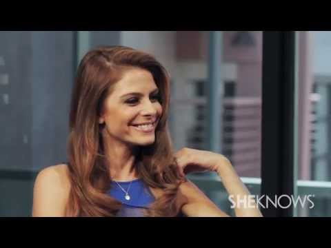 Maria Menounos Talks about Her New Book - Celebrity Interview