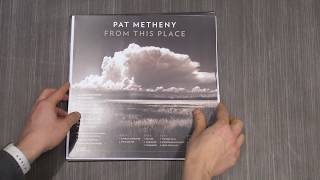 Pat Metheny - From This Place Vinyl Unboxing