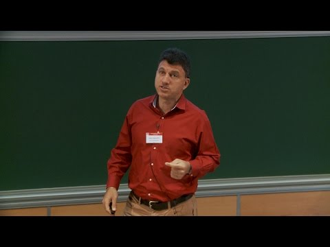 Nikos Paragios - Data Mining Though Higher Order Probabilistic Graphical Models