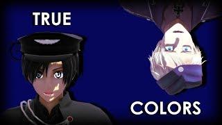 【MMD APH】True Colors【2p!Prumano】