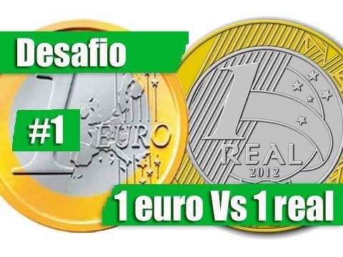 Euro Em Real