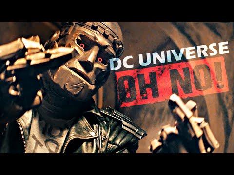 DC Universe | 𝘖𝘩 𝘕𝘰!