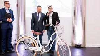 Rower od WORD dla Klubu Kolarskiego 24h