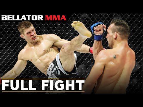 Full Fight   Michael Chandler vs. Brent Primus   Bellator 212