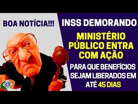☑️ ÓTIMA NOTÍCIA! AÇÃO DO MPF DETERMINA QUE INSS LIBERE BENEFÍCIOS EM ATÉ 45 DIAS! SAIBA TUDO!!!
