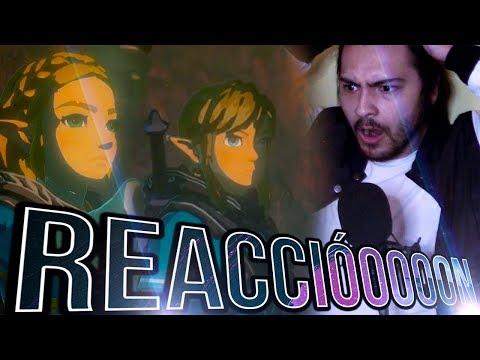 Secuela Zelda: BREATH OF THE WILD es Revelado - REACCIÓN