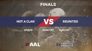 Not a Clan vs REUNITED^