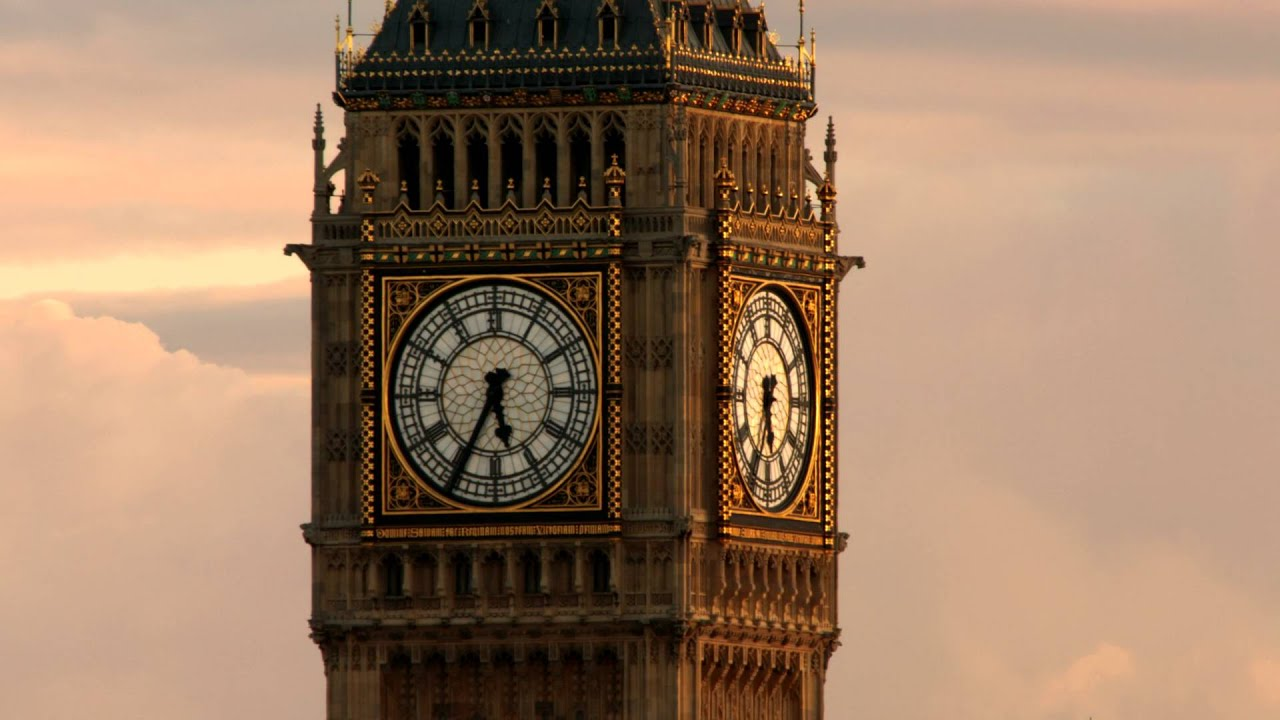 close up on the clock of the big ben tower in london. Black Bedroom Furniture Sets. Home Design Ideas