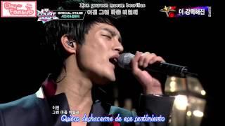 Subs Español Eunji Seo In Guk All For You OST Repply 1997 Live 120906