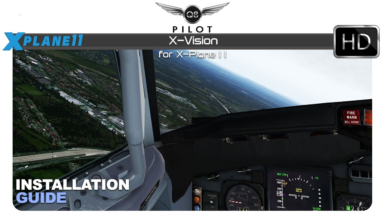 How to Make X-Plane 11 Look Amazing with xVision
