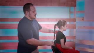 5-В-1 простые косы | Пап делать прически | милые девушки прически