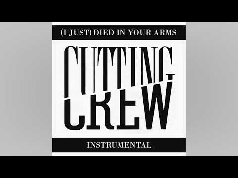 Cutting Crew - (I Just) Died In Your Arms (Instrumental)