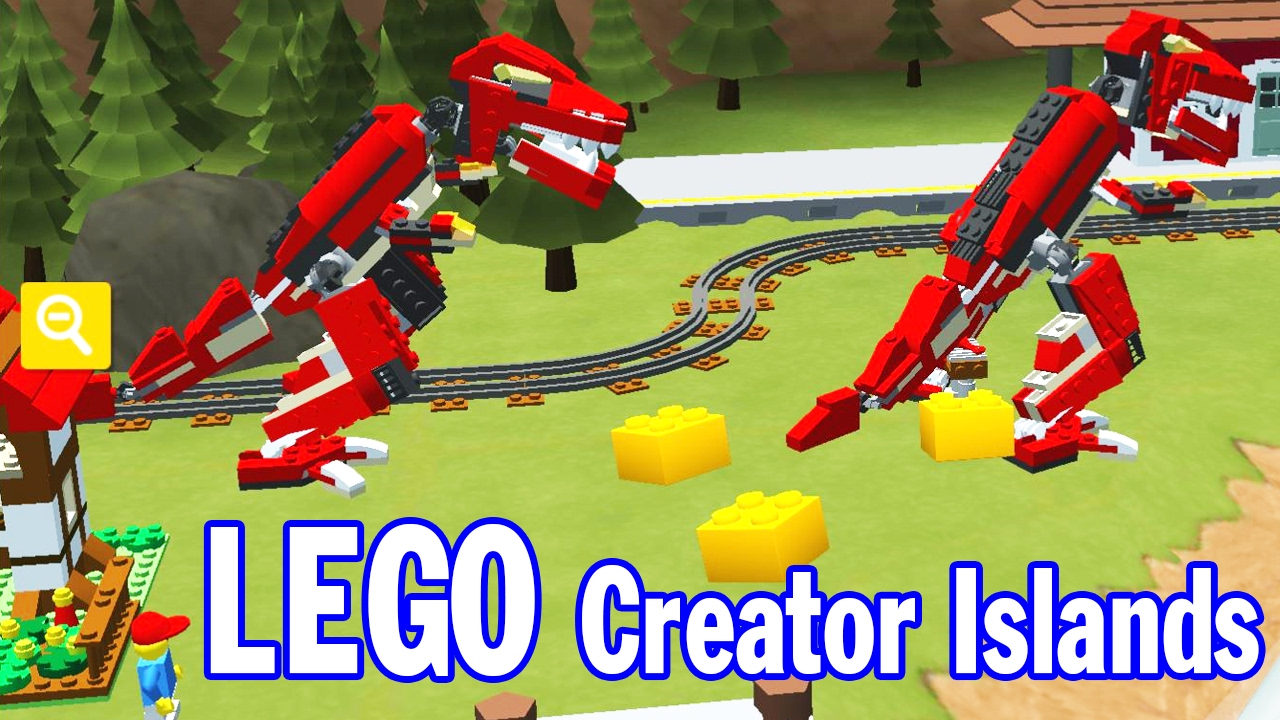 Lego Creator Islands Part 1 Eftsei Gaming Youtube