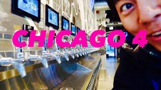 シカゴ出張2日目のVlogです。寿司タコスやセルフサービスの凄いバー等...