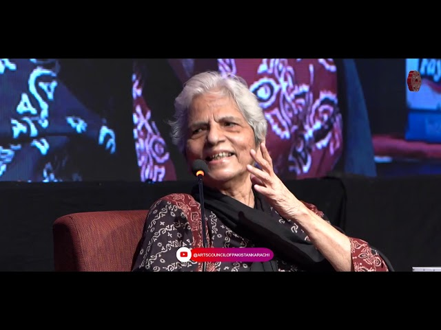 A Conversation With Zubeida Mustafa | Day 2 | Session IV | 2nd Women Conference #womenconference